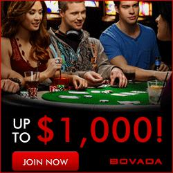 Bovada Poker Bonus – The Best Poker Bonus Online
