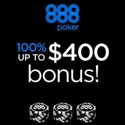 promotional code for 888 poker