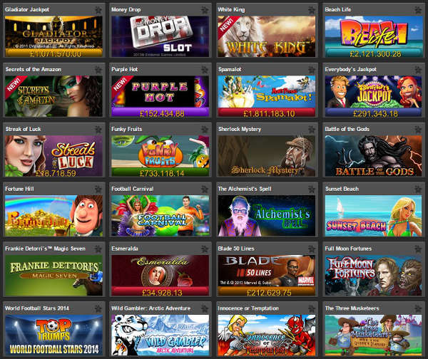 titanbet-slot-games