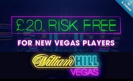 William Hill Vegas Bonus
