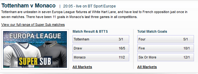 william-hill-tottenham-monaco