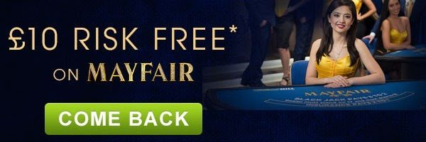 william hill casino free bonus