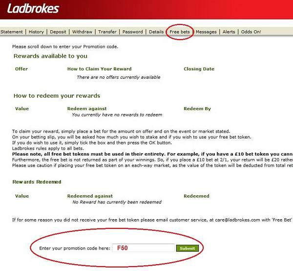 ladbrokes-free-bet-promotion-code-F50