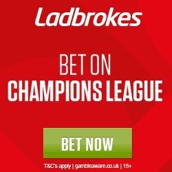Ladbrokes Price Boosts Champions League & Chester Cup