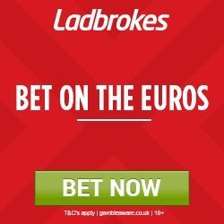 Bet on Euro 2016 at Ladbrokes