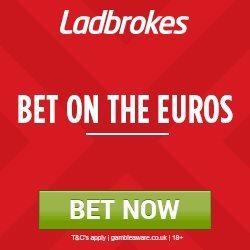 Ladbrokes Euros Semi Final Offers & Wimbledon Odds