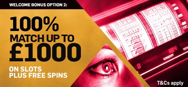 casino slots welcome bonus
