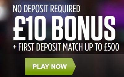 Ladbrokes No Deposit Bonus